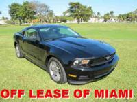 2010 FORD MUSTANG two DOOR CPE V6 PREMIUM COUPE, This