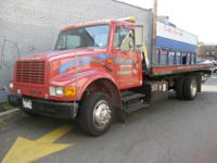 1998 INTERNATIONAL 4700 T444E W/ REBUILT AUTOMATIC