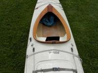 Dirigo Kayak in excellent condition. It is very sleek