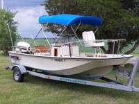 17 Boston Whaler  I have a 17 1987 Boston Whaler for