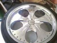 i have a nice set of 99% pefect wheel the pic is of