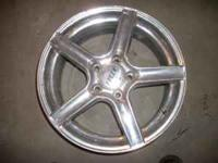 i have a set of 17 inch eagles alloys they are in