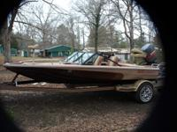 I am selling this boat to acquire a cabin cruiser. The