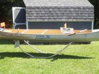 I've got a in excellent shape 17 ft Meyers canoe, needs