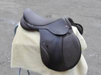 "17"" GERMANIA PHASE 2 SADDLE FOR SALE, EXCELLENT"