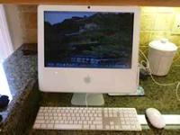 "17"" iMac with Isight, Remote, 1.83 Ghz Intel Core Duo,"