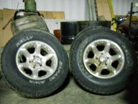 For Sale is a set of 4 17inch American Racing