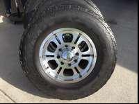 This is a really good set of 17 inch MB Motorsports