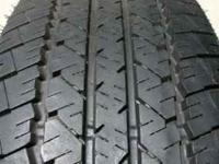 Matching Sets of any size 17 inch high tread takeoff