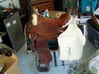 I have a great looking leather saddle for sale. comes