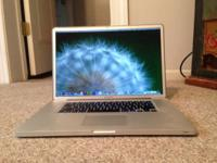 Offering my LARGE & & DURABLE MacBook Pro. EXCELLENT