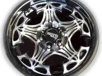I have a nice set of motometal rims for sale. in