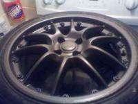 I have a 4 four lug rims for sale. the rims are in