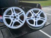 "17"" 5 lug rims. Selling spare parts. Asking 150 obo"
