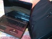 Toshiba Satellite laptop, 4 years old. Intel Core i7,