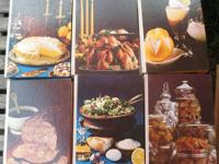 I have a Southern Living Series of 17 Cookbooks. The