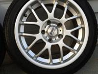 Up for sale are a set of 4 Sport Edition wheels and