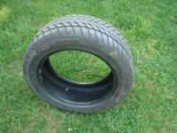 One Primewell 225/55ZR17 tire. with good tread $20 obo
