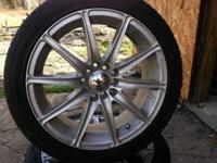 "17"" proline wheels for sale. All prepared and straight"