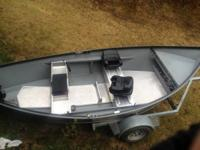 "willie 17 x 60"" wander boat new in 2011 all diamond"