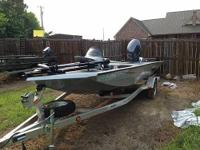 Call Boat Owner Steven . Description: 17 bass boat,