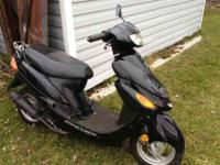 i have a 49cc zongshen moped for sale. it currently
