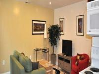 big beautifully furnished 1 room english basement home