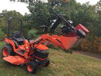 "2003 Kubota 4x4 BX2200 Tractor Loader 60"" Mower BX"