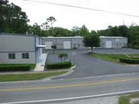 Powers ave. & St. Augustine rd. 2250 sf warehouse, 750