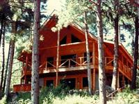 Lakeside cabin for lease in sandy Waushara County in