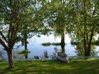 Enjoy the lake, 2BR 2BA home w/office could be 3rd BR