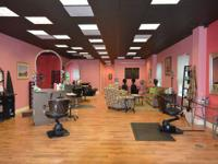 Remarkable opportunity to open your own Salon/Spa !!