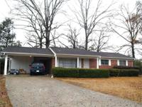 3br/2ba brick ranch home with ch/a, hardwood floors,