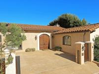 Magnificent Tuscan style home for lease in Bel-Air.