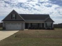 Like new one story ranch style home located in Gray's