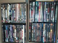 Selling off my DVD collection. there is a little bit of