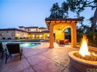 Gated Luxury Mediterranean Villa Masterpiece!! Located