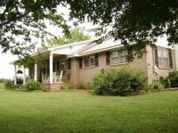 VERY CHARMING BRICK AND VINYL HOME-4 BDRMS, 2 BATHS,