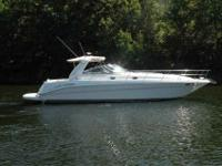 2001 Sea Ray 41 SUNDANCER World-class freshwater