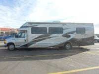 2007 Motorhome C class 4 Winds Chateau Citation 31.5'