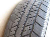 175/70 tire $10. Call Bill:. Location: Reno
