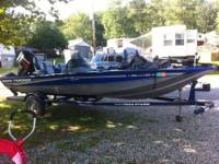 May trade for two nice jet skis BOAT is like new only
