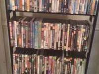 I HAVE 150 MOVIES IN CASES AND 25 LOOSE ONES IN A CD