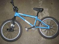 2008 DK Signal flatland bike..These were limited