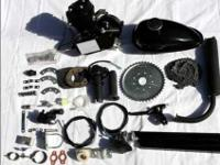 High-quality bicycle two stroke motor kit! Everything