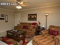 Wonderful furnished 2 Bedroom/2 bath home right on