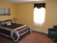 New two bedroom fully furnished including dishes,
