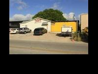 Automobile Shop for Lease off Braker Lane and one block