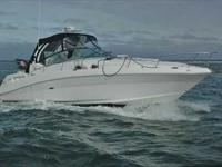2008 Sea Ray 340 SUNDANCER Brokerage Boat located in