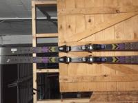 177cm Volant Super S Skis - includes Free Wax &